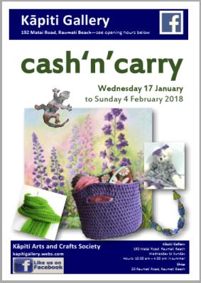 2018-01-17 ka&cs poster cash'n'carry