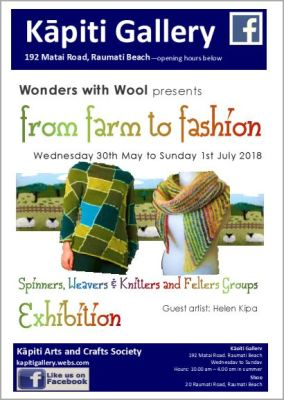 2018-05-30 ka&cs poster wonders with wool