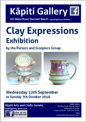 2018-09 clay expressions
