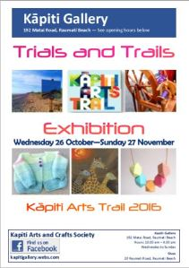 2016-10 Arts Trail poster