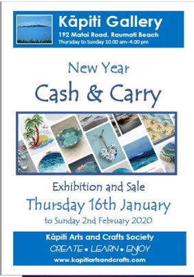 2020-01 Cash and Carry Poster