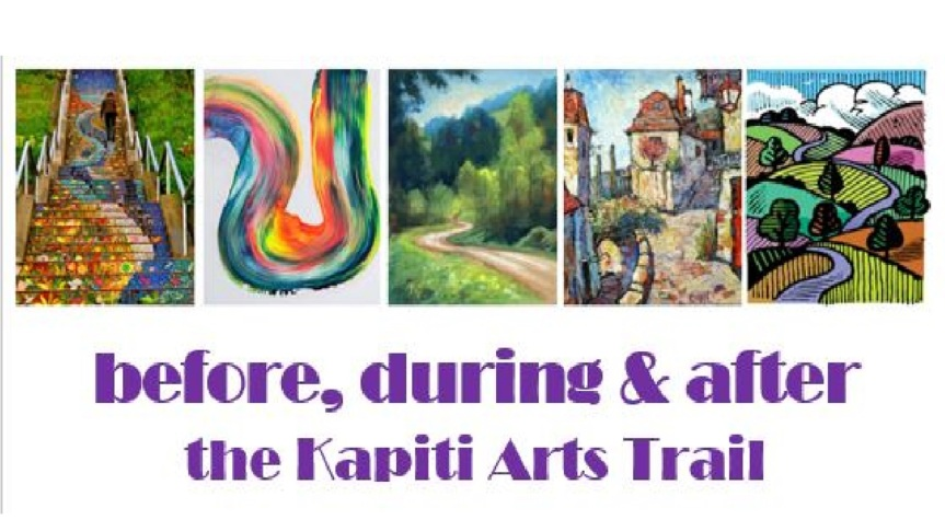 Kāpiti Arts Trail: join us!